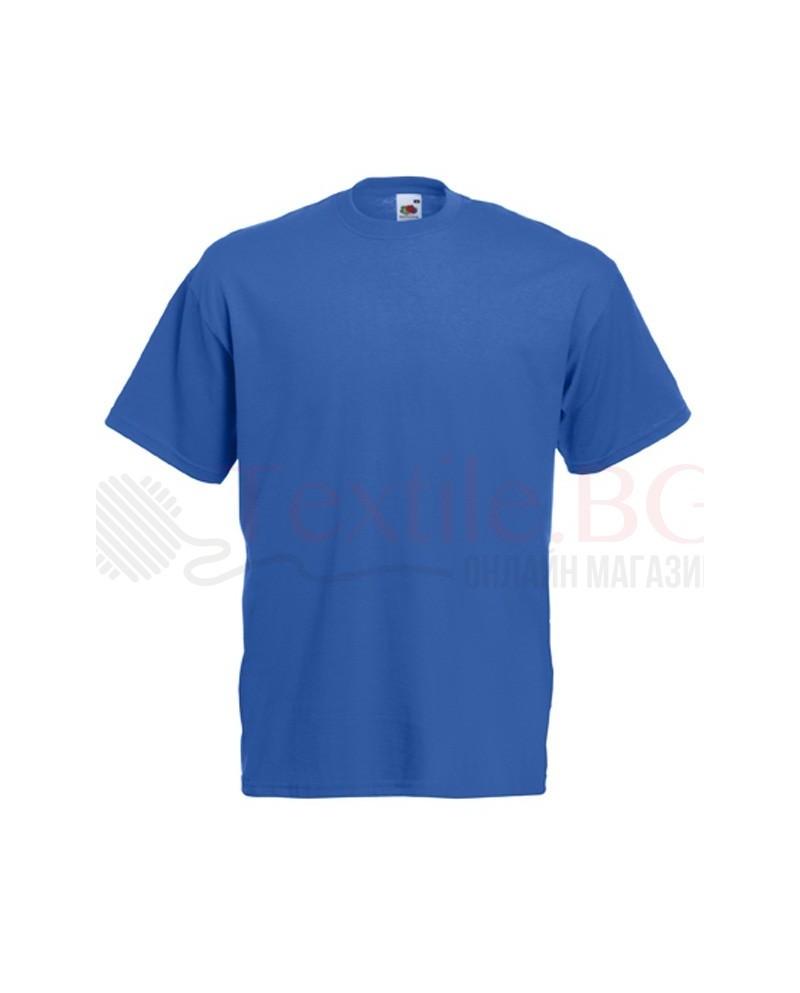 Памучна мъжка тениска Fruit Of The Loom GmbH