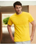 Плътна мъжка тениска Fruit Of The Loom GmbH