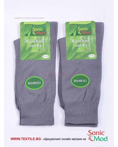 Мъжки чорапи бамбук СОНИК МОД