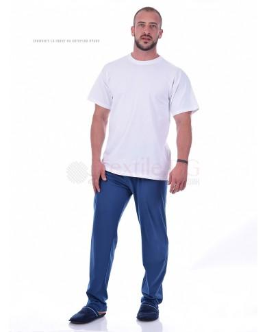 Мъжки памучен панталон в два цвята